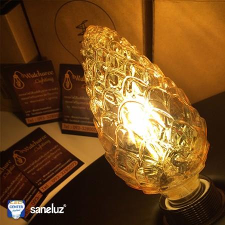 หลอดไฟ LED เอดิสัน 4W รุ่น WLED-0112