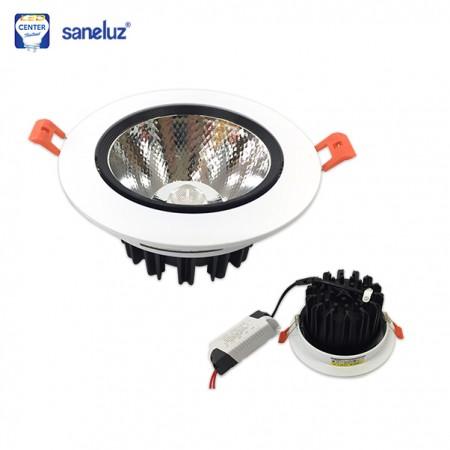 Downlight LED 15W หน้ากลม ปรับองศาได้ รุ่น OC