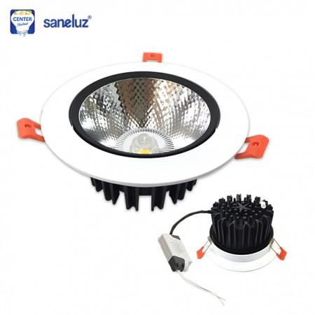 Downlight LED 20W หน้ากลม ปรับองศาได้ รุ่น OC