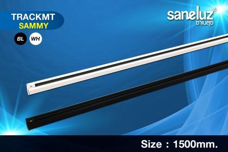 รางไฟ Track Light ความยาว 1.5 เมตร สีขาวและสีดำ
