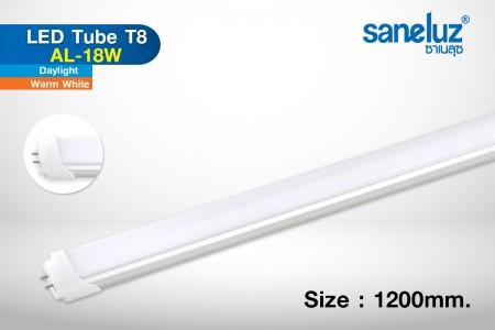 Saneluz หลอดยาว LED T8 18W 120cm 1800lm รุ่น AL