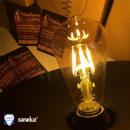 หลอดไฟ LED เอดิสัน 4W รุ่น WLED-0101