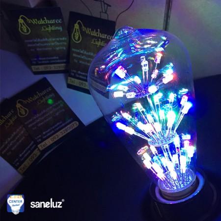 หลอดไฟ LED เอดิสัน 3W รุ่น RB-WLED-0103