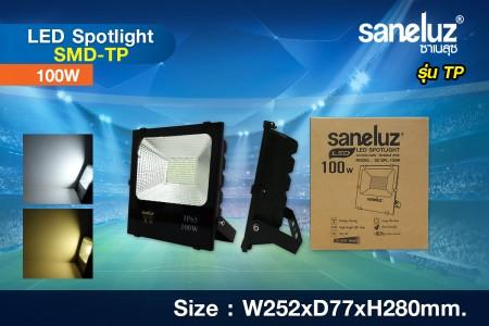 Saneluz สปอร์ตไลท์ LED 100W รุ่น TP