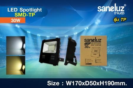Saneluz สปอร์ตไลท์ LED 30W รุ่น TP