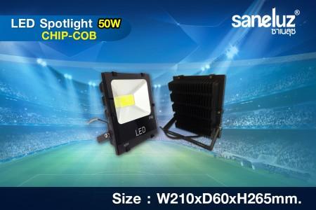 Saneluz สปอร์ตไลท์ 50W LED รุ่น HD