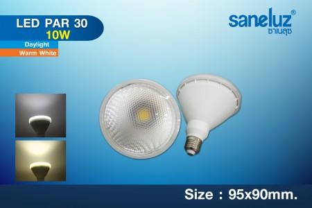 Saneluz LED PAR30 10W E27