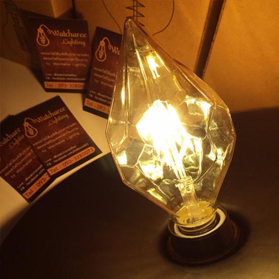 หลอดไฟ LED เอดิสัน 4W รุ่น WLED-0107